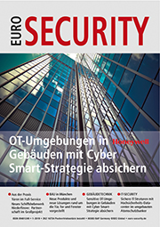 Euro Security DACH Ausgabe 11/12 2018