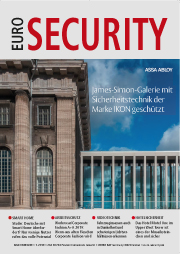 Euro Security DACH Ausgabe 7-2019